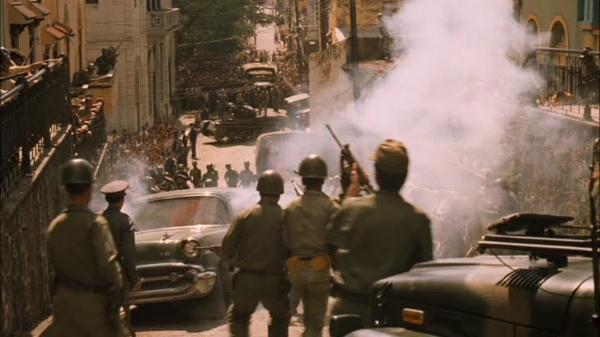 A revolution in Cuba precipitates a revolution in the Corleone household.