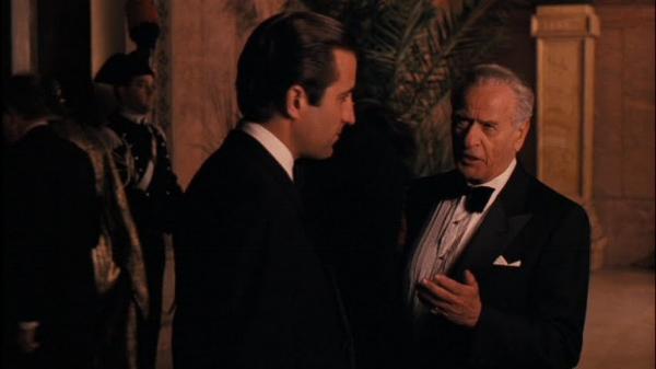 """""""Et tu, Vincenzo?"""" / """"Enjoy the opera."""" Altobello's theatrical plot meets Vincent's revision."""