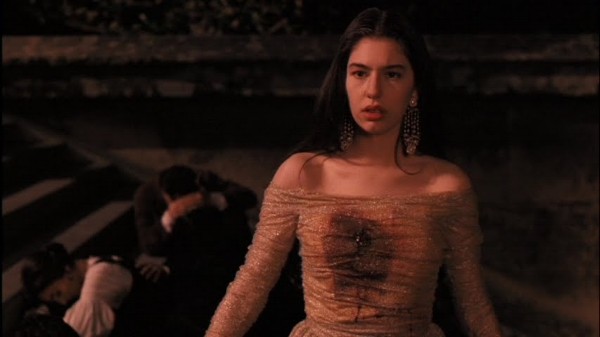 """Dad?"" Mary Corleone (Sofia Coppola)."