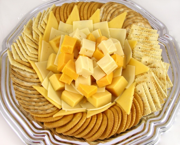 """Cheese and crackers as intimated by """"Avengers: Infinity War."""""""