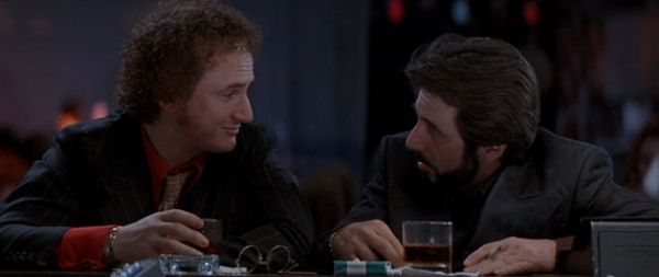 """Born again, like the Watergaters."" David Kleinfeld (Sean Penn) and Carlito."