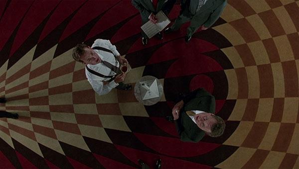 "Tom Hanks as ""master of the universe"" Sherman McCoy in De Palma's  The Bonfire of the Vanities  (1990)"