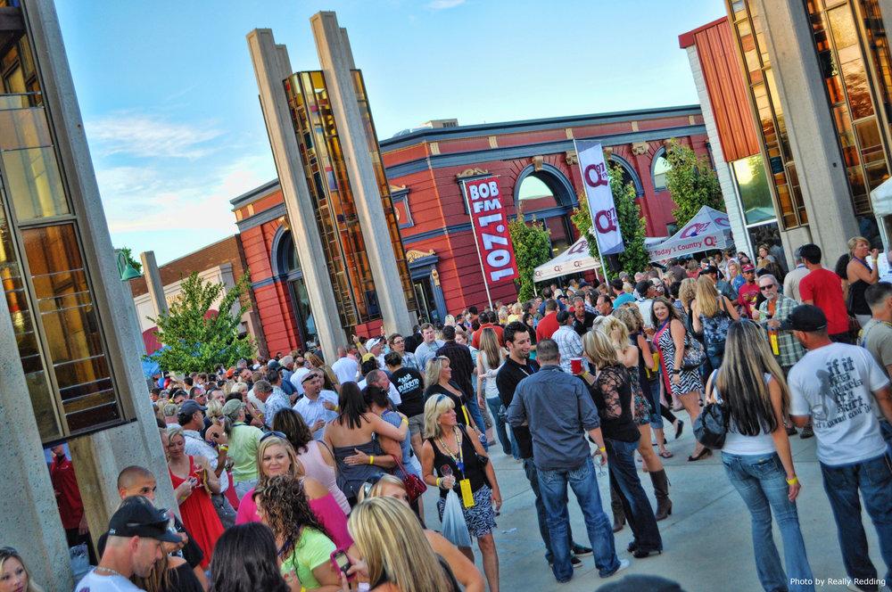 Beer & Wine Festival outdoor promenade downtown.jpg