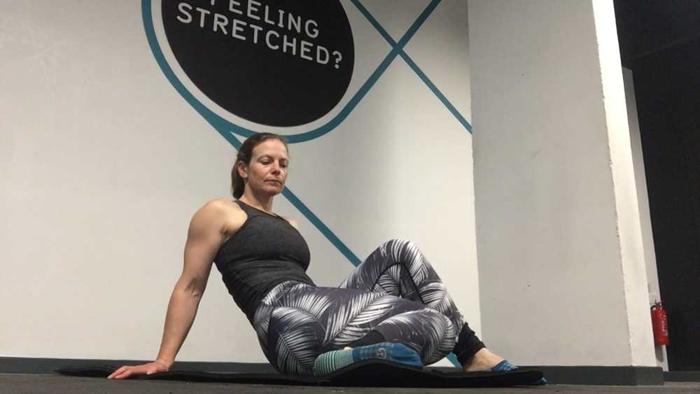 Piriformis (Glute) Stretch