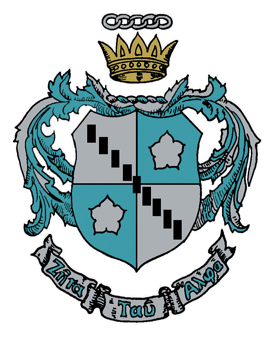 Zeta Tau Alpha Crest