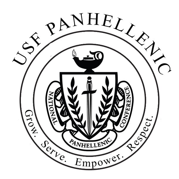 Panhellenic association at usf