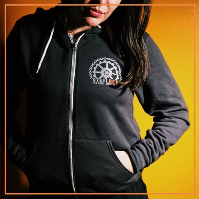 Have you had a chance to check out our new hoodies? They're cozy and great to wear to keep warm on your way to Steel Rev classes! . . . . #steelrevolutionpgh #cozyhoodie #hoodieweather #hoodie #steelrevolution #ridehardsweatmore #jointhe revolution #ridehard #steelbody #fitfam #fittsburgh