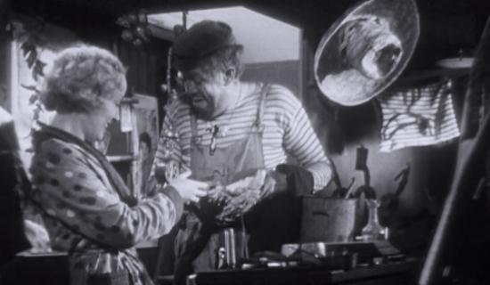 L'Atalante , Regia di Jean Vigo