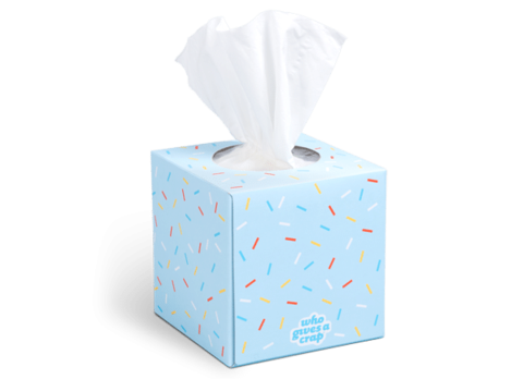 Tissues / 12 for $24