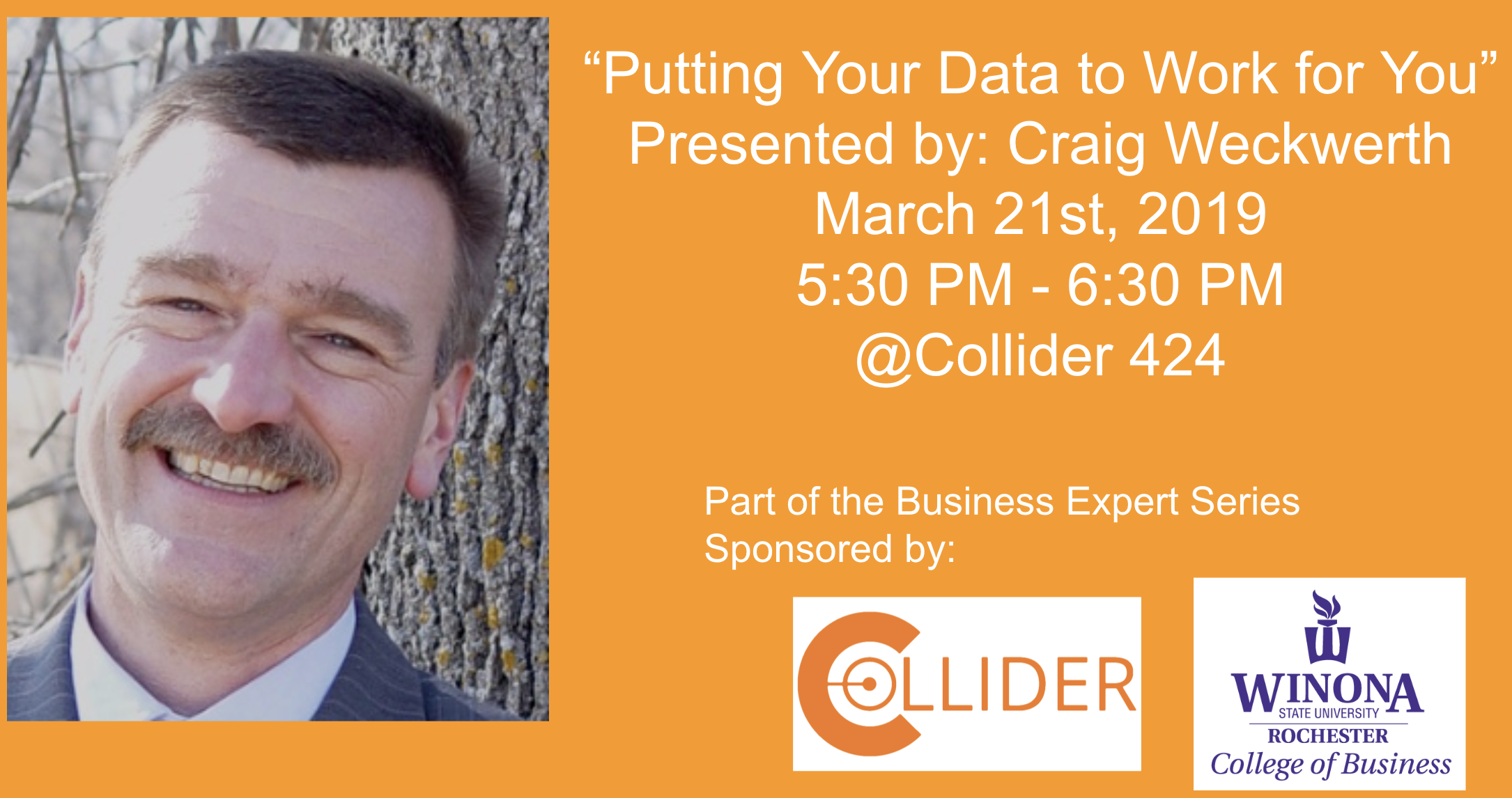 Putting Your Data to Work for You — Collider Coworking