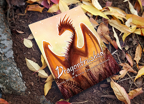 Dragonbrushed now available - Pre-orders now open! Only until December 12th