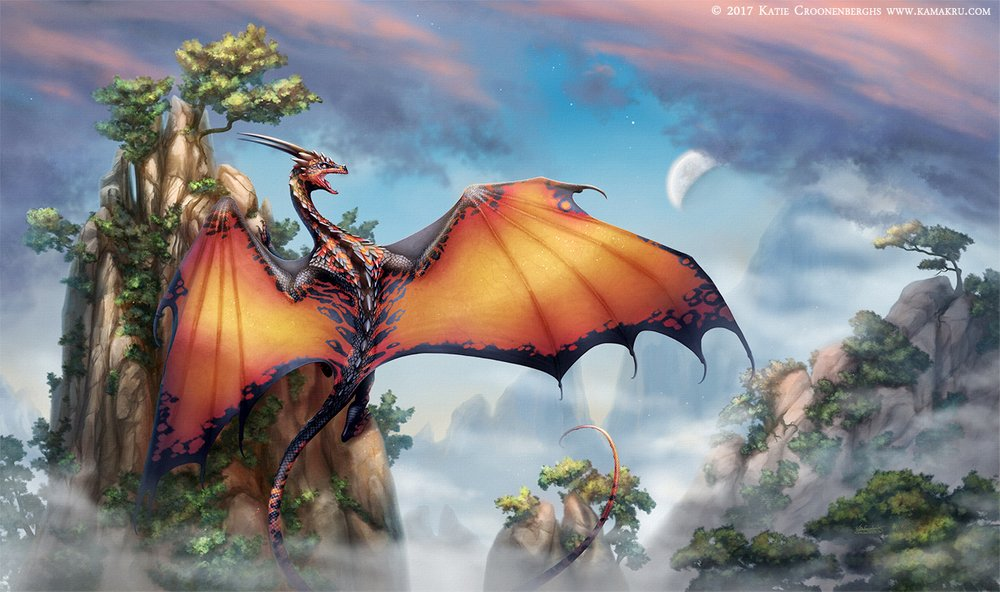The Lookout Dragon