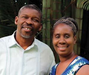 Kelty & Vital Pierre   The Pierre's work in the East Coast of the Dominican Republic to strengthen local churches and encourage existing churches to plant new ones and disciple new members.  international ministries.org