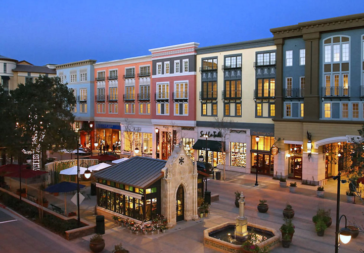 Santana Row Condominiums