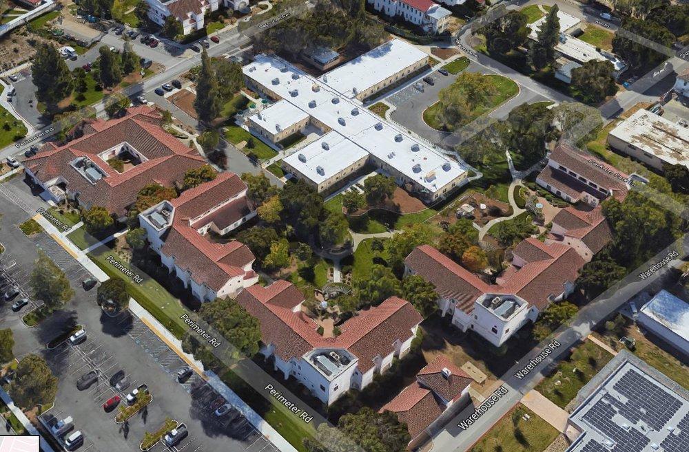 VA Palo Alto Health Services, Menlo Park Division