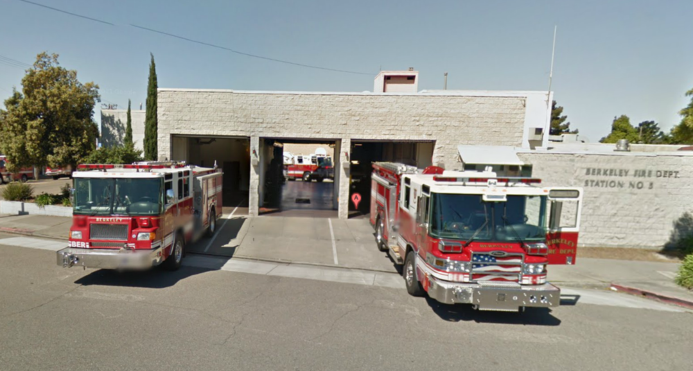 Berkeley Fire Station
