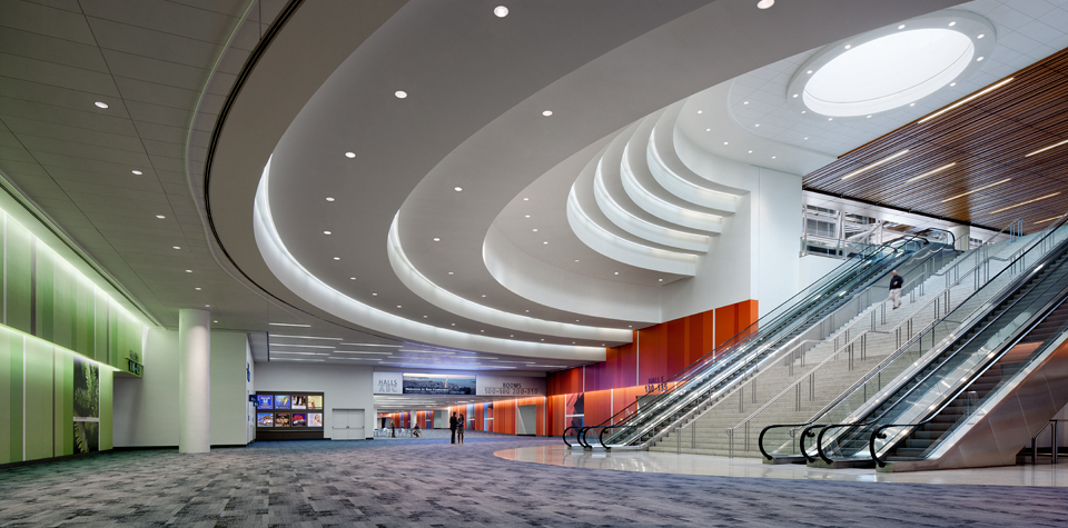 Moscone Convention Center, North Lobby