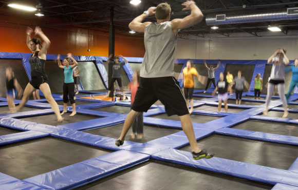 Photo courtesy of urbanairtrampolinepark.com