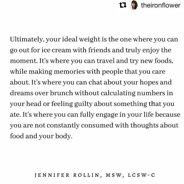 SO happy to see my former (and always) clients posting the good stuff. Definitely follow @theironflower for juicy, wholesome, and honest goodness 💕 * * * * #nutrition #balancedlifestyle #intuivtiveeating #workoutmotivation #motivation #inspiration #balancednotclean #workout #healthy #fitfam #fitspo #selfcare #girlswholift #squat #balancedeating  #bodypositive #wellness #weightlifting #cleanandjerk #snatch #bodypositivefitnessalliance #fit2point0 #bpfa #workouts #personaltraining #auckland #personaltrainer