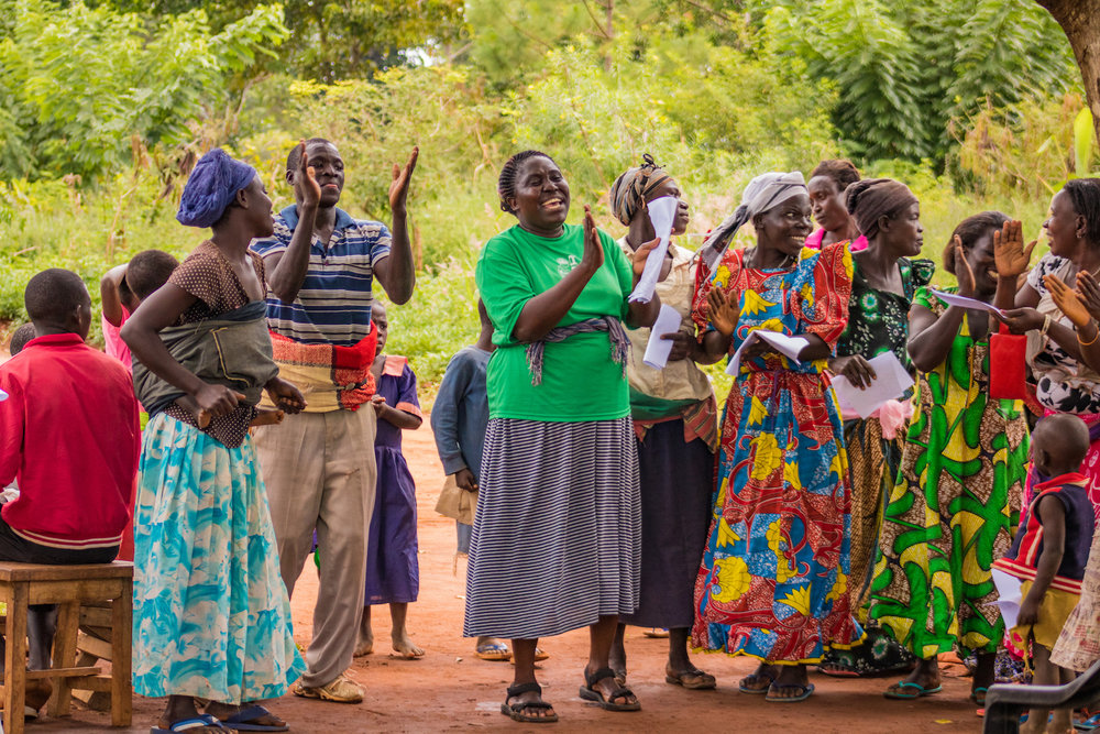 When Ida comes to town,  the community members can be themselves, because she has proven herself trustworthy and understanding. She shares the village's culture, language and customs. She joins them when they sing and dance. She teaches them using language, metaphors and examples to which they can relate. She respects their way of life, because it is her way of life, too.
