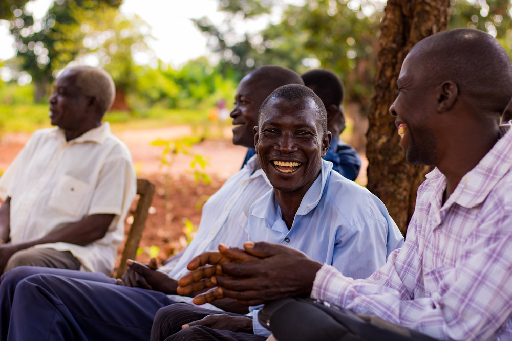 """When Ida comes to town,  the community knows that they are in the presence of someone who loves and respects them. They know that Ida deeply loves them because she is a consistent, reliable presence. As the rainy season begins in the Busoga region, one community member said to Ida in Lusoga, """"Thank you for loving us. It was raining, and the roads were bad, and you could have gotten stuck. But you came anyway because you love us."""""""