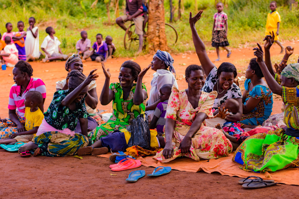 When Ida comes to town,  the community know she will teach them something meaningful and perhaps even life-changing. Ida empowers people she teaches physically and spiritually. For example, she teaches women and girls about their menstrual cycles, which is usually a taboo subject in Busoga households. She explains how menstrual cycles are not a curse on women, but a blessing to a woman's body, and she teaches women and girls how to care for themselves during their periods. She also teaches spiritual lessons, usually from the Bible, that help unify the community by encouraging them to love God and each other.