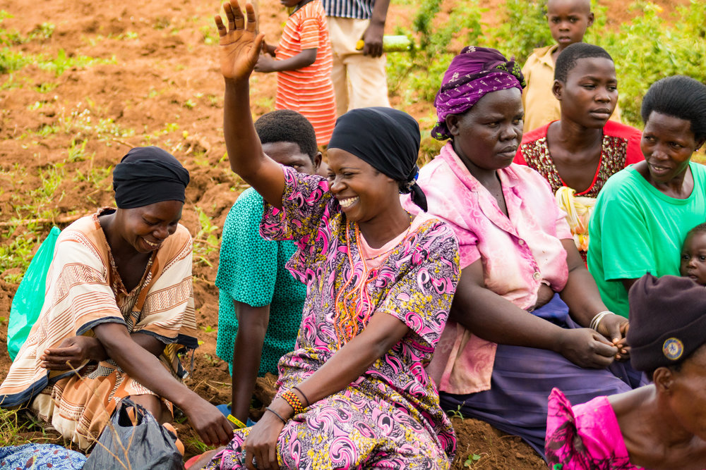 """Root Causes over Secondary Symptoms:  By resisting quick and one-dimensional solutions, Kibo addresses the """"ecosystems of poverty"""" and root causes of suffering."""