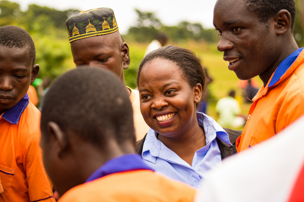 Originally a member of Kibo's administrative team, Lorna joined Life Skills to empower students. With a background in social work, her passion is helping young people thrive by instilling the importance of education in them.