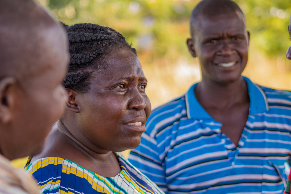Ida's chicken lessons serve as an economic incentive to come to her other lessons, such as anger management and Bible lessons. These are less tangible forms of empowerment, but they are just as important as financial welfare.