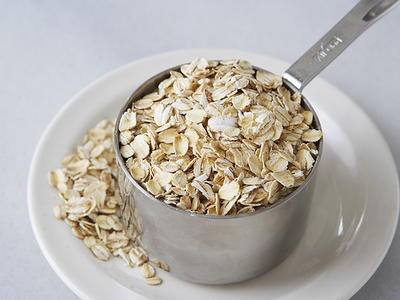 1 Cup Large Flake Oats