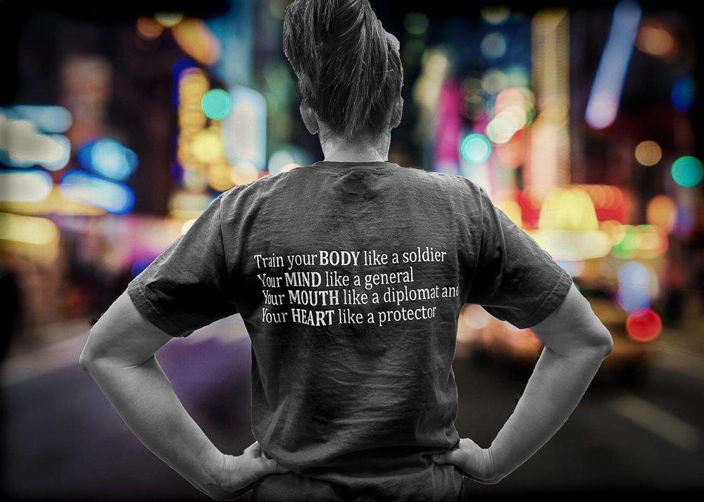 Krav Banner - Train Your Body....jpg