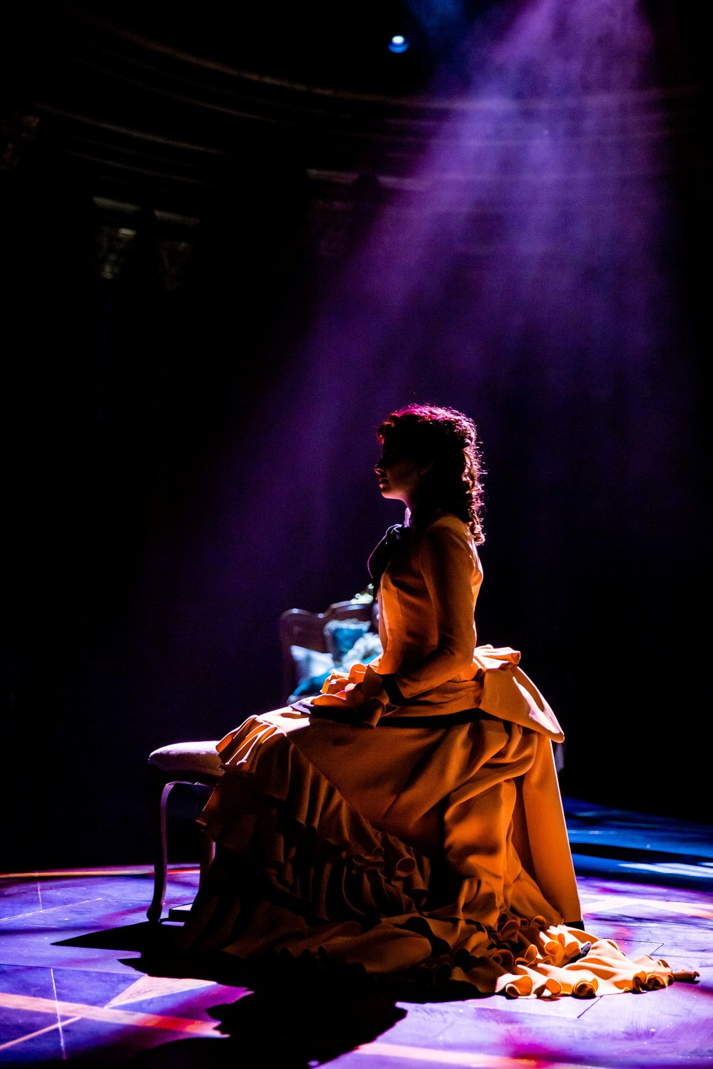 Anna Karenina, Denver Center for the Performing Arts Dir. Chris Coleman
