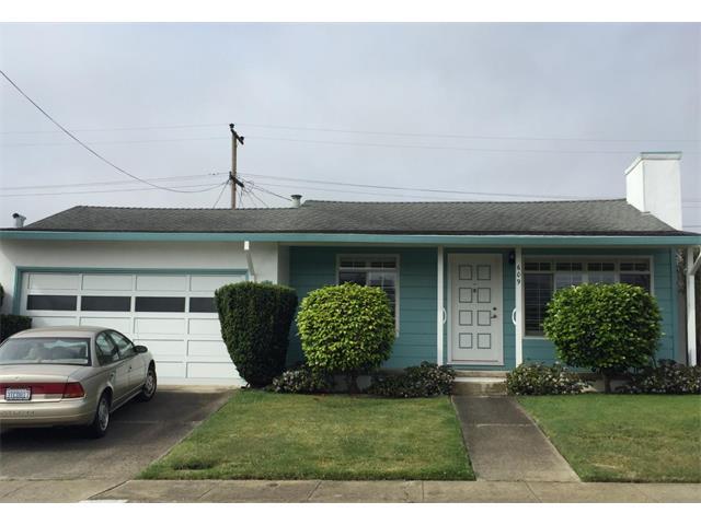 609 Zita Drive, South San Francisco | $871,000 Desirable Serra Highlands Rancher