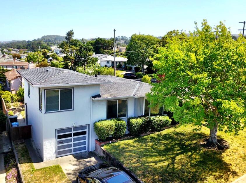 780 Cedar Avenue, San Bruno | $1,120,000 Mills Park Charmer