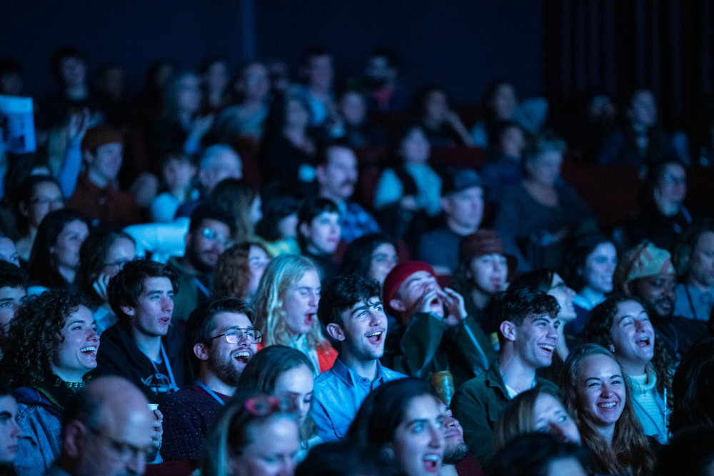 NFFTY 2018 Audience