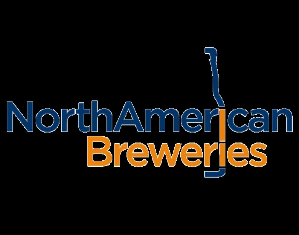 North American Breweries logo. Links to North American Breweries website.