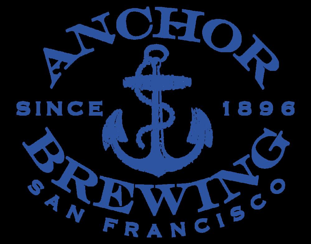 Anchor Brewing logo. Links to Anchor Brewing website.