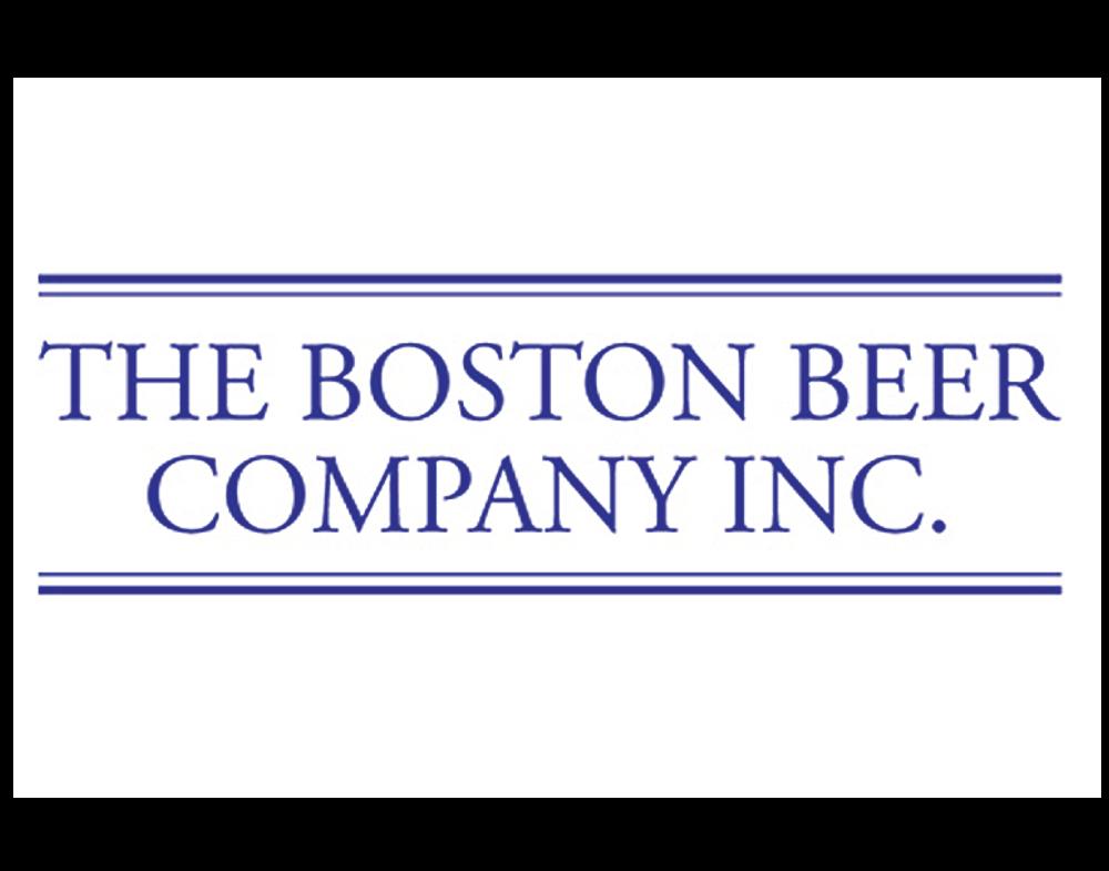 Boston Beer Company logo. Links to Samuel Adams website.