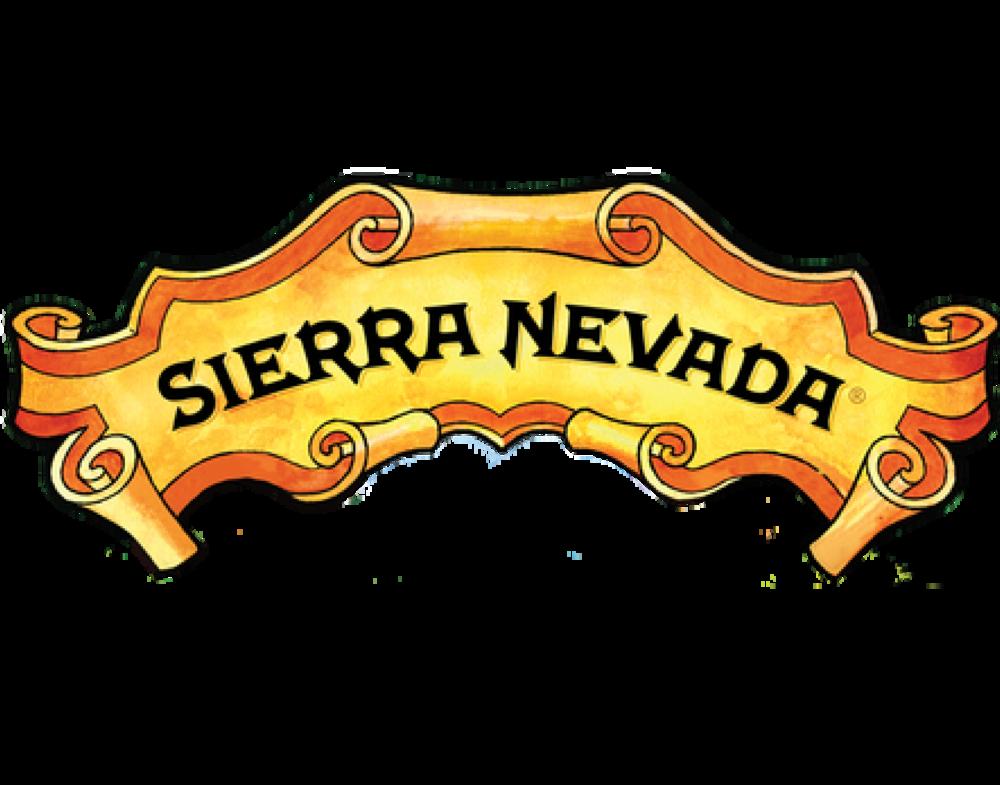 Sierra Nevada logo. Links to Sierra Nevada website.