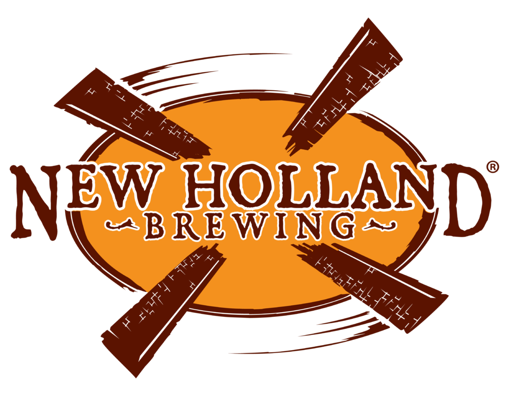 New Holland Brewing logo. Links to New Holland Brewing website.