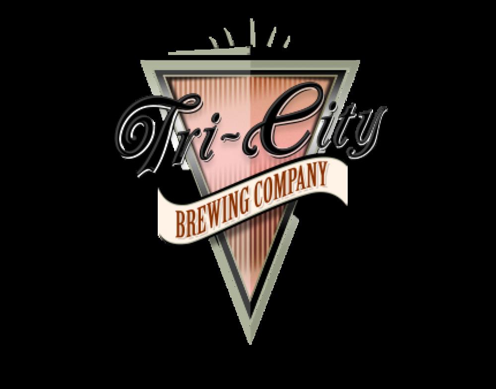 Tri-City Brewing Company logo. Links to Tri-City Brewing Company website.
