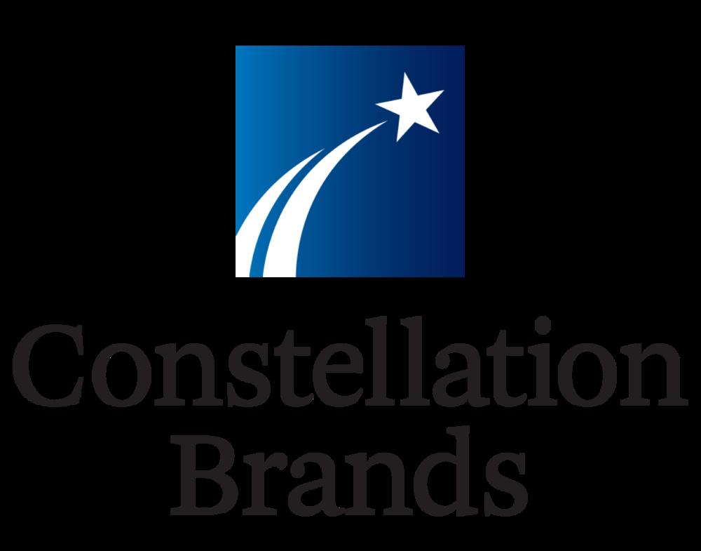 Constellation Brands logo. Links to Constellation Brands website.