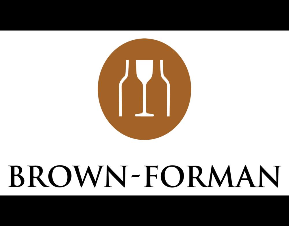 Brown-Forman logo. Links to Brown-Forman website.