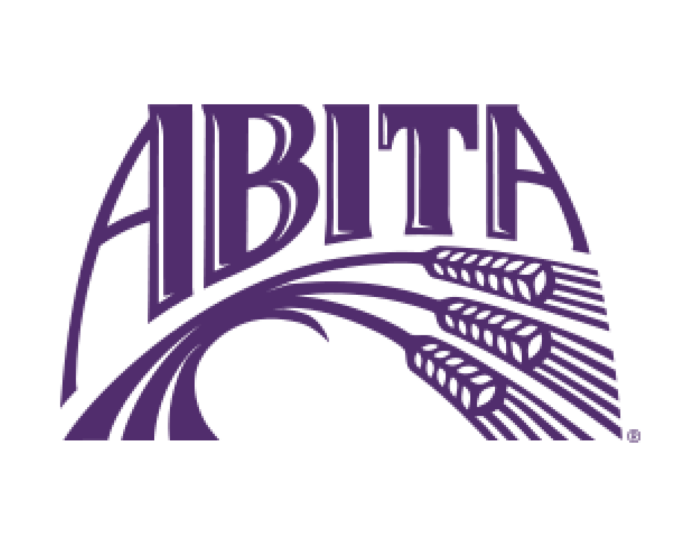 Abita logo. Links to Abita website.