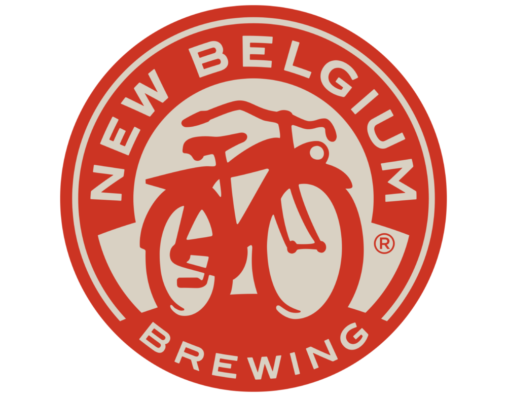 New Belgium logo. Links to New Belgium website.