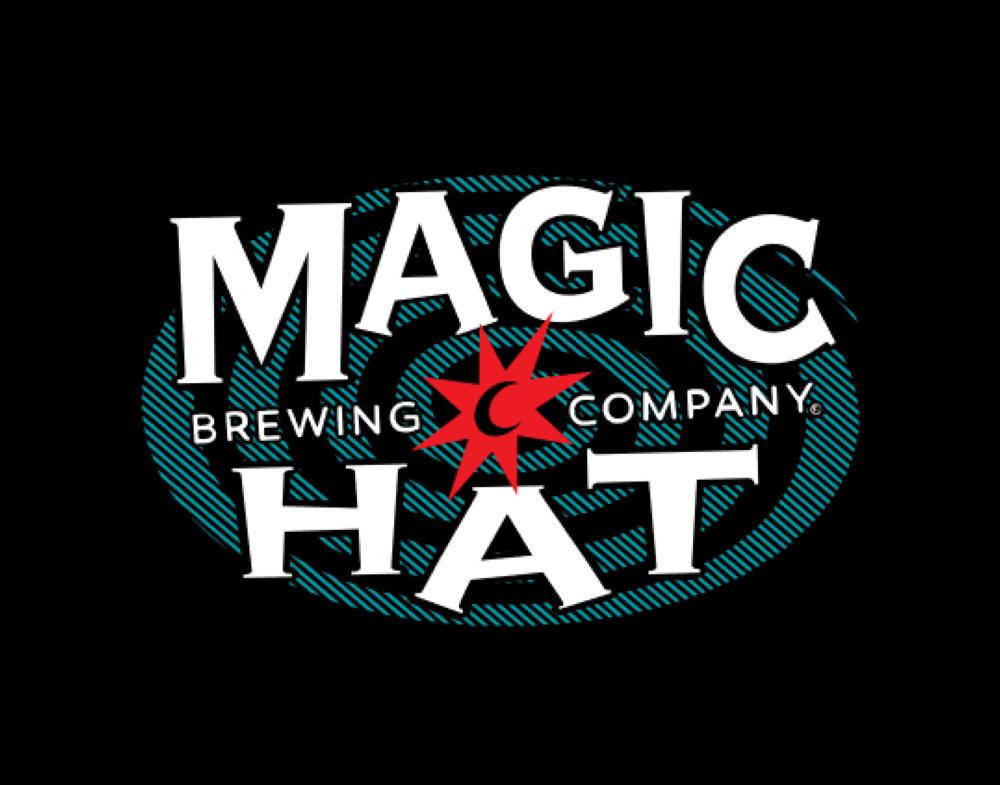 Magic Hat logo. Links to Magic Hat website.