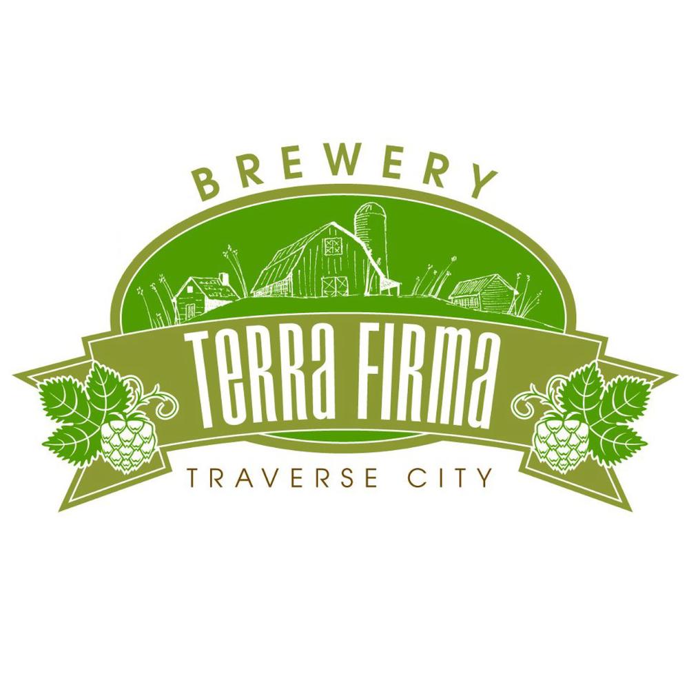Brewery Terra Firma logo. Links to Brewery Terra Firma website.
