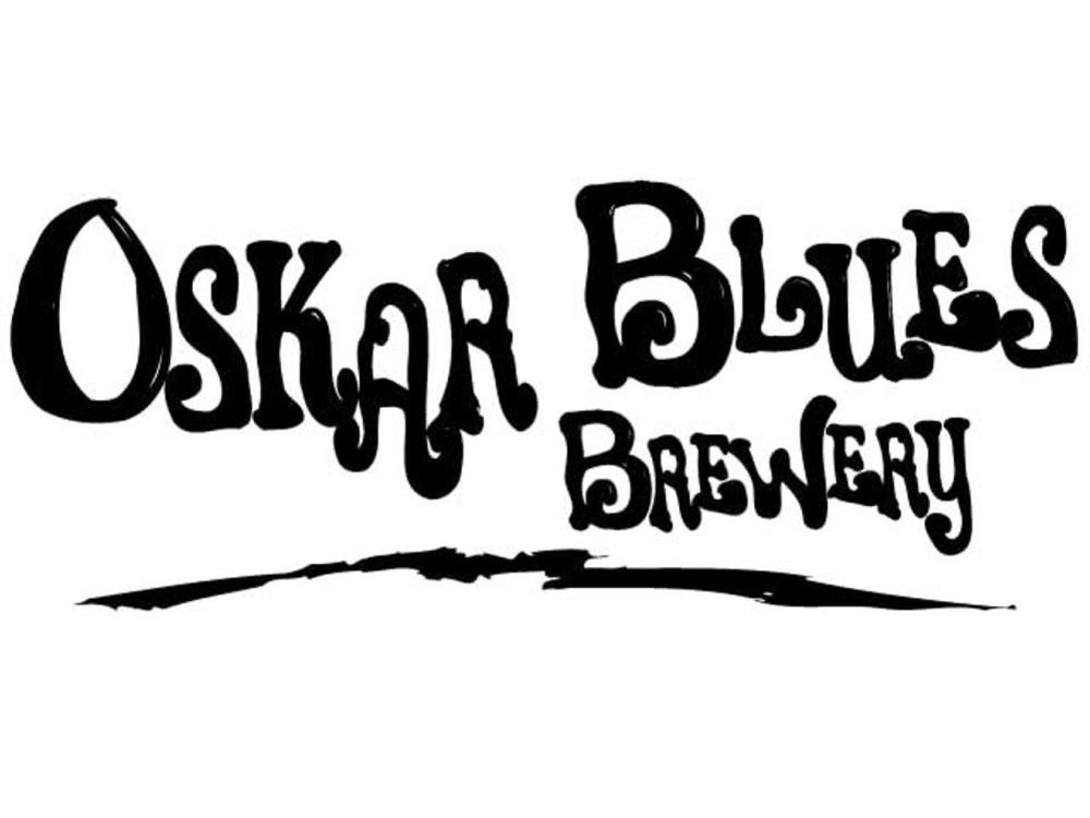 Oskar Blues Brewery logo. Links to Oskar Blues Brewery website.