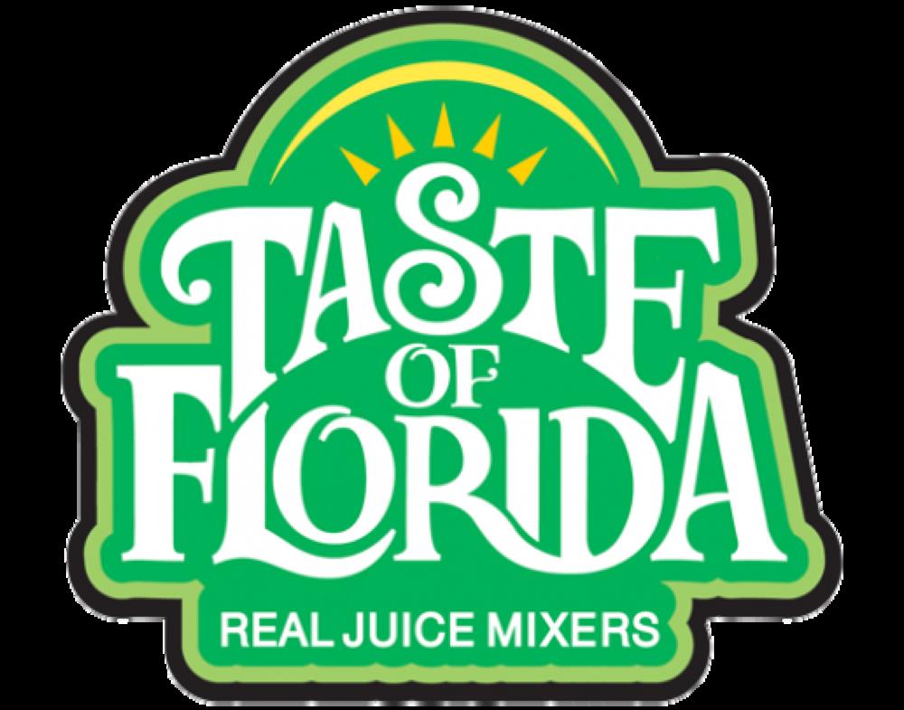 Taste of Florida logo. Links to Taste of Florida website.
