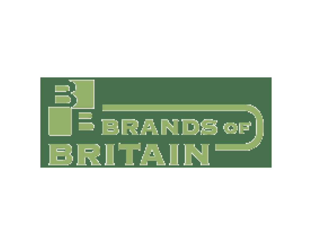Brands of Britain logo. Links to Brands of Britain website